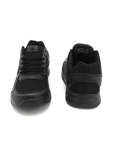 Letoon 2085 Erkek Spor Ayakkabı Siyah